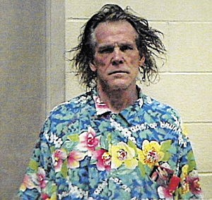 Actor Nick Nolte