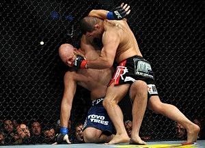 Cain Velasquez vs. Ben Rothwell