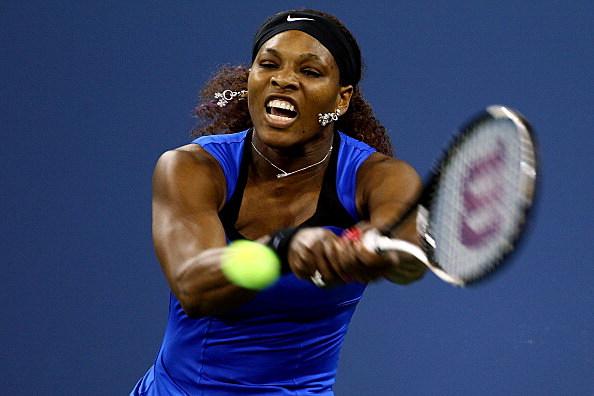 Serena Williams swats doubts, Bencic aside, Federer soars