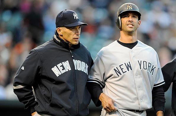 Yankees Manager Joe Girardi Benches Struggling Jorge Posada