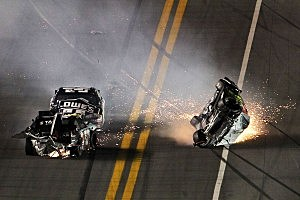 Jeff Gordon Crash