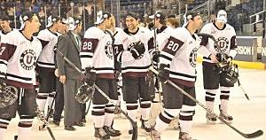 Union Men's Hockey - East Regionals