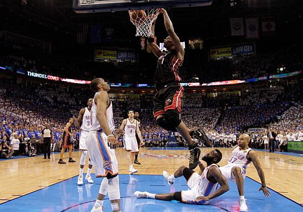 Miami Heat v Oklahoma City Thunder - Game Two