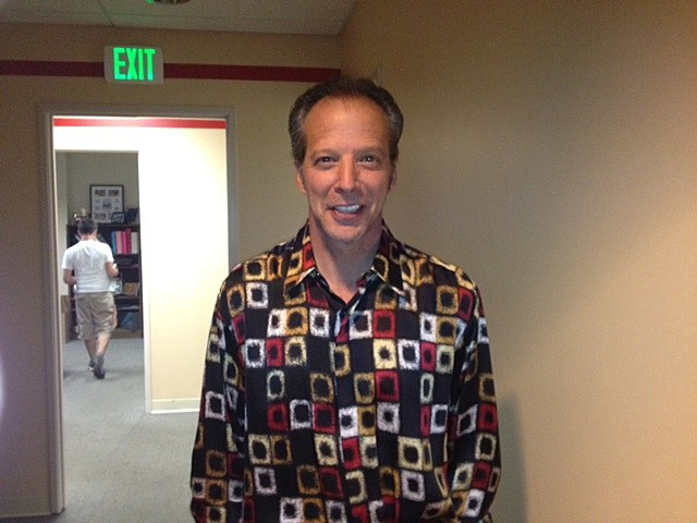 Bruce Jacobs Awful Shirt