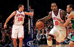 Steve Novak and J.R. Smith