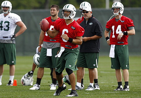 New York Jets Training Camp