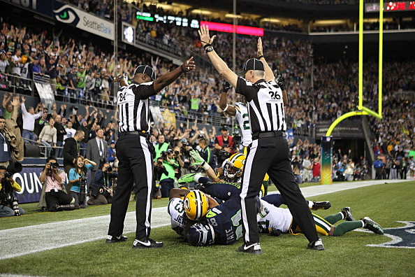 Replacement Officials Fixing NFL Games?