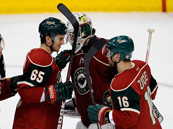 Minnesota Wild Games Cancelled By NHL Lockout