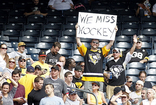 Games cancelled from NHL Lockout