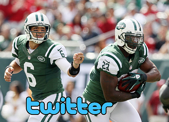 New York Jets live tweet