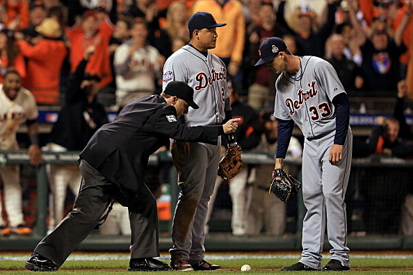 World Series - Detroit Tigers v San Francisco Giants - Game 2