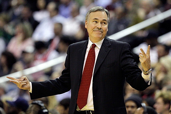 Mike D'Antoni you're starting to piss me off