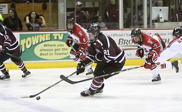 Union Men's Hockey Gets Five Games On Local TV