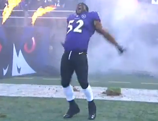Ray Lewis' Last Dance [VIDEO]