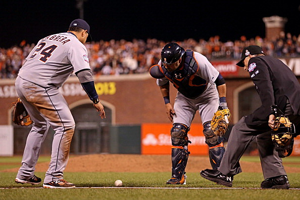 World Series - Detroit Tigers v San Francisco Giants - Game 2