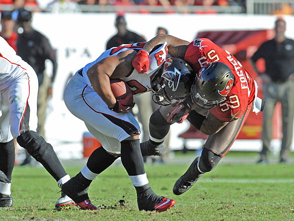 Atlanta Falcons v Tampa Bay Buccaneers