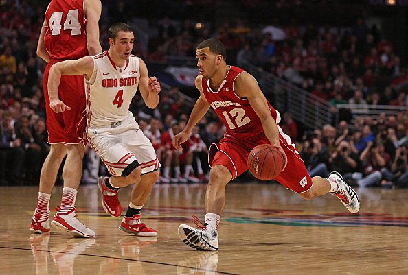 Big Ten Basketball Tournament - Championship - Wisconsin v Ohio State
