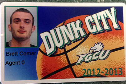 dunk city ID cards