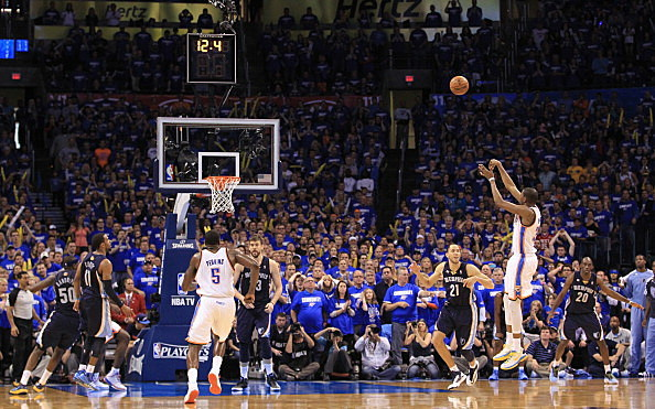 Kevin Durant Game Winner