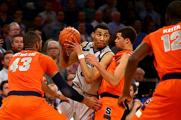 Big East Basketball Tournament - Syracuse v Georgetown