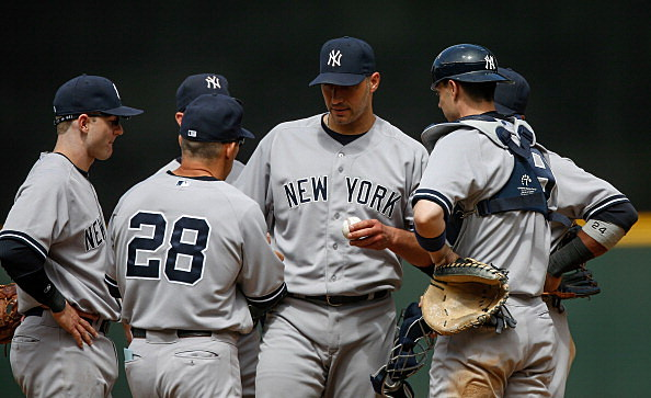 New York Yankees v Seattle Mariners