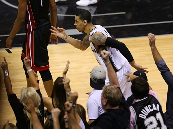 NBA Finals Game Five