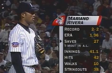 mariano rivera 1997 asg