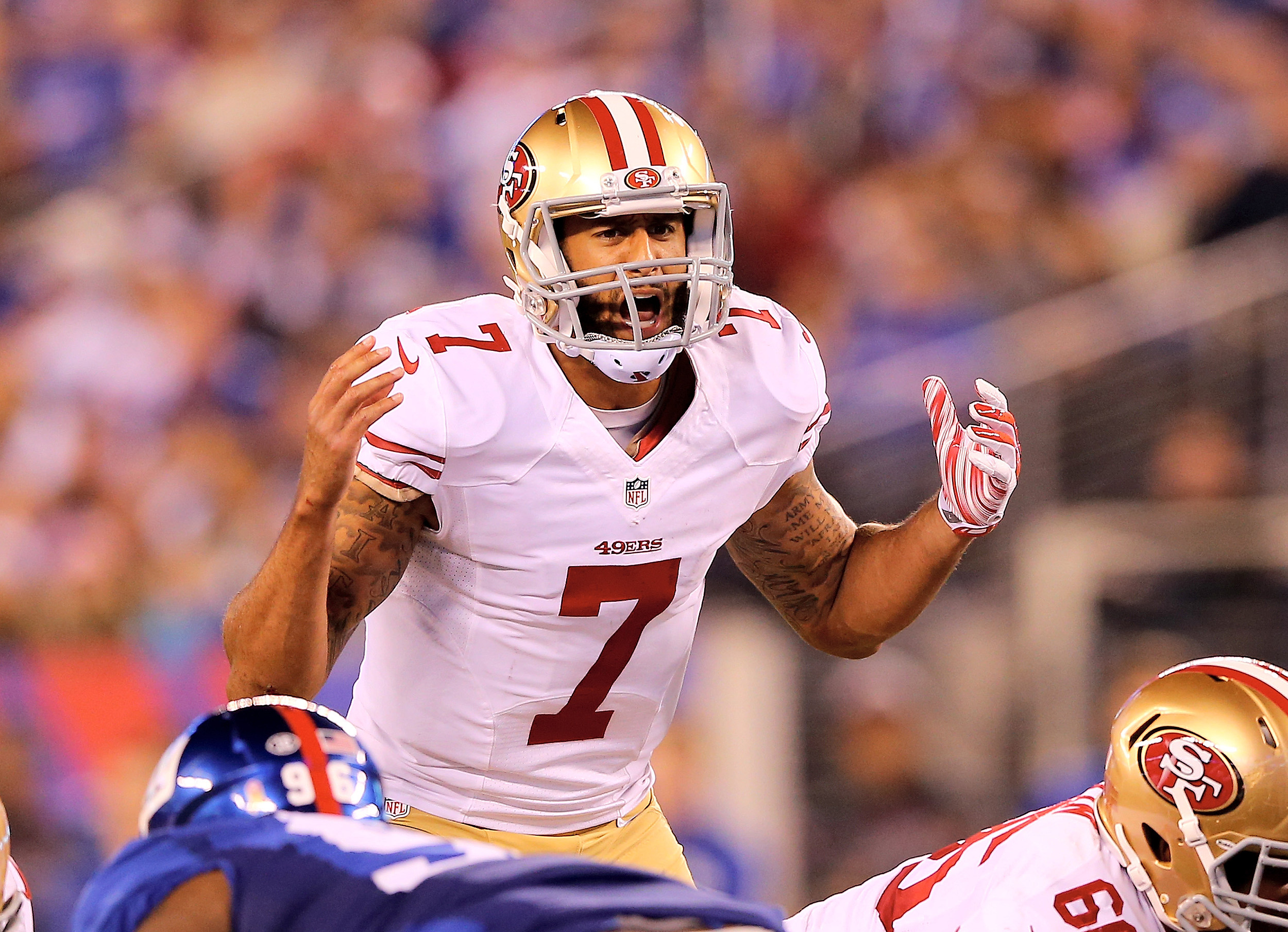 NFL Teams Desperate Enough to Trade for Colin Kaepernick