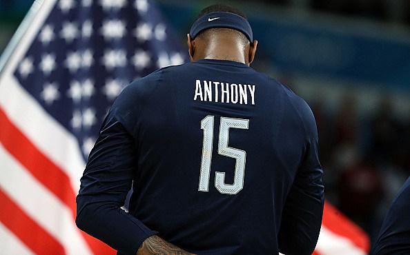 Basketball - Olympics: Day 16