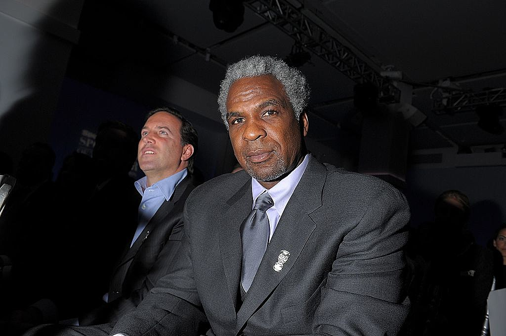 Charles Oakley Permanently Banned From Madison Square Garden