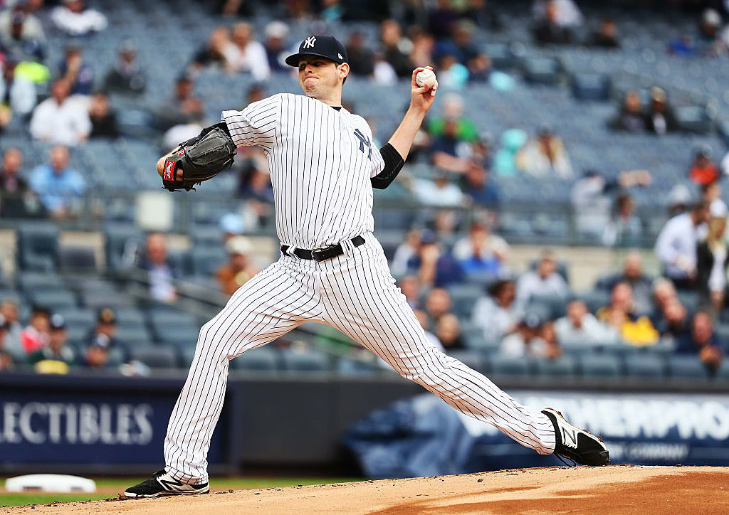 Yankees Michael Pineda turns in sparkler in home-opener win